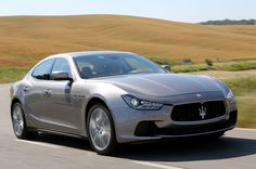 #Maserati Ghibli. Class, luxury, and performance wrapped in one package.