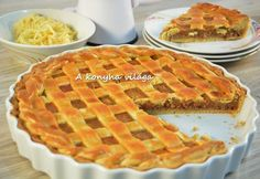 Hungarian Recipes, Sweet Cakes, Winter Food, No Bake Cake, Apple Pie, Sweet Tooth, Bakery, Sweet Treats, Food And Drink