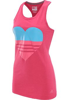 How cute is this Adidas tank top?