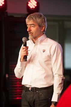 Intervento di Gigi Dall'Igna - Gigi Dall'Igna, Direttore Generale Ducati