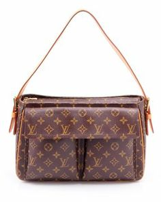 Louis Vuitton Viva Cite Monogram Shoulder Bag $935