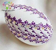Украшения и роспись пасхальных яиц