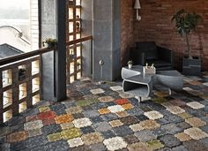 Flaster Concrete Tiles by IVANKA