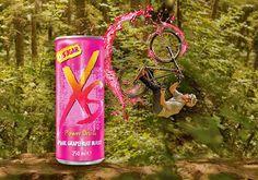 XS POWER DRINK GRAPEFRUIT BLAST!!!