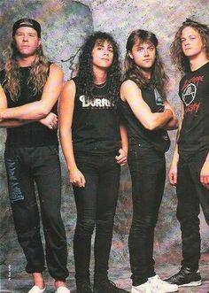 Metallica Art, Metallica Concert, Jason Newsted, Kirk Hammett, Music Is My Escape, James Hetfield, Rockn Roll, Thrash Metal, Iron Maiden