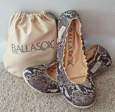 My Opinion and More: Ballasox Ballet Flat Shoes Brooke Style Review+Giv...