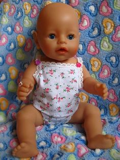 Мечты сбываются. Baby Born от Zapf Creation / Куклы от Zapf Creation: Baby Annabell, Baby Born, Chou Chou, Jolina и другие / Бэйбики. Куклы фото. Одежда для кукол