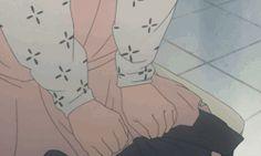 gif me girl sad anime manga crying cry ): sadness