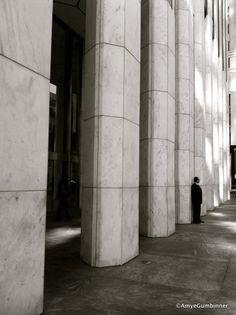 Pillars By AmyeGumbinner