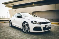 2012 Volkswagen Sirocco R - shot for http://carbonoctane.com I want one!!