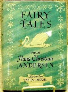 Fairy Tales - from Hans Christian Andersen, illustration Tasha Tudor