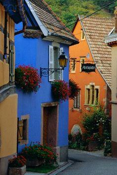 Neider Morschwir ~ Alsace, France