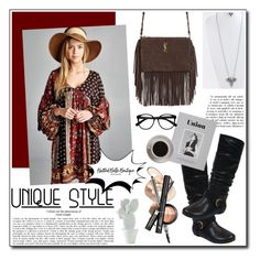 """""""Knitted Belle Boutique 3"""" by novalikarida ❤ liked on Polyvore featuring Urbanista, Velzera, AMA, Yves Saint Laurent, Bunn, Retrò and knittedbelleboutique"""