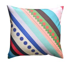 Babcha Luxe Striped Cushion