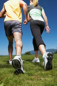 Not a runner? Our Cherry Hill NJ personal trainer says walking has great benefits too!