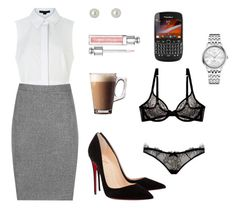 Anastasia Grey - SIP Outfit & Meeting with Gia by ohmyfifty on Polyvore