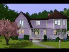 Sims 3 - Betty Applewhite's House