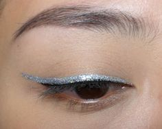 Making your own Glitter Liner