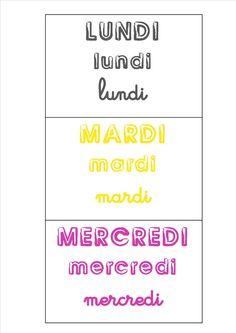 La classe de Laurène number printing