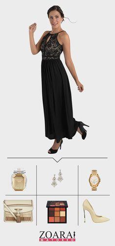 15288a0a2 El  Vestido perfecto para lucir bella.  Fashion  Trendy  Tendencia  Ropa