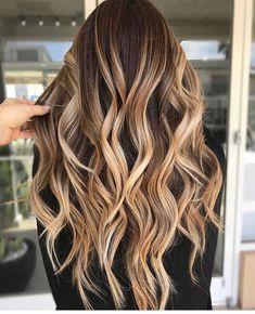 Corte en pelo largo