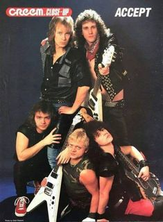 80s Metal Bands, Heavy Metal Bands, Metal On Metal, Heavy Metal Music, Rock Posters, Band Posters, Rock And Roll Bands, Rock Bands, Hard Rock