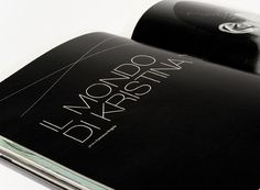 MUST / magazine by jekyll & hyde , via Behance