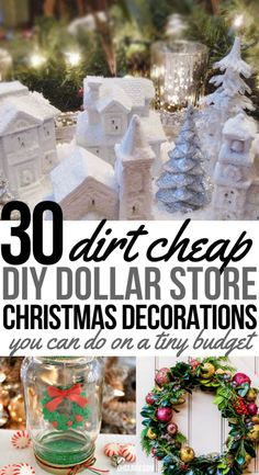 4 Easy Steps For Developing A Sunroom These 30 Dollar Store Diy Christmas Decorations Are So Easy To Do So Happy I Found These Inexpensive Holiday Home Decor Ideas From The Dollar Tree Now I Can Stay On Budget And Make Homemade Decor To Make My House Look Decoration Christmas, Christmas Crafts For Kids, Holiday Crafts, Christmas Diy, Christmas Ornaments, White Christmas, Christmas Cactus, Christmas Island, Christmas On A Budget