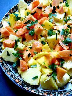 Fruit salad for a great brunch