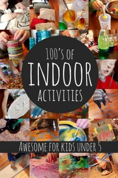 Hundreds of fun activities for kids to do
