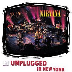 Rock Album Artwork: Nirvana - Unplugged