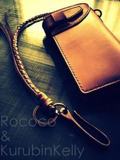 Leather Wallet http://kurubinkelly.ti-da.net/e4204049.html