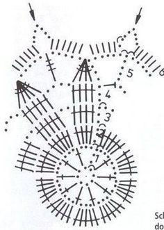 Znalezione obrazy dla zapytania bombki szydełkowe