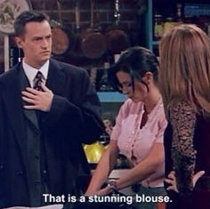 Chandler Funny quotes Friends tv show