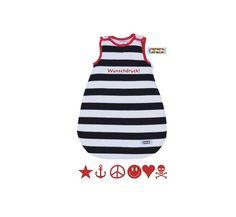 PIPAPO Babyschlafsack mit Wunschdruck!