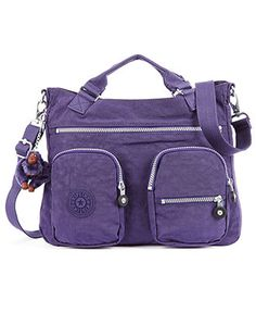 Kipling Handbag, Adomma Shoulder Bag - Handbags & Accessories - Macy's