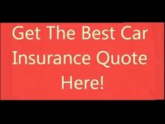 Free Insurance Quotes Car Insurance Uk  How To Find Cheaper Car Insurance Rates  Watch .