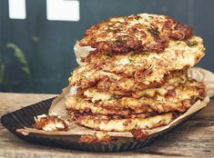 Deník Dity P. - Bramboráky Gnocchi, Salmon Burgers, Quiche, Food And Drink, Ethnic Recipes, Mascarpone, Quiches