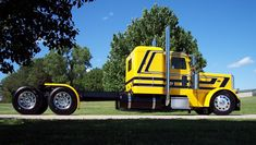 2012 Peterbilt 389 from 10-4 Magazine... If I were a Semi this is what I would look like ;)