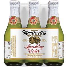Martinelli S Gold Medal Sparkling Cider 8 4 Fl Oz