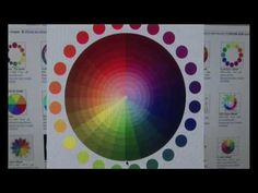 Color Theory- Théorie des Couleurs - YouTube