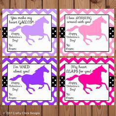 Zoo Animal Valentine Cards  Zoo Animal Valentine  Personalized