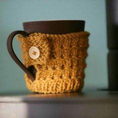 Voici ce que je viens d'ajouter dans ma boutique #etsy: mug marron pyjama moutarde http://etsy.me/2hKE2AF