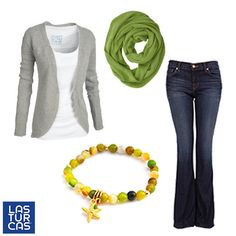 Un look casual al estilo de #LasTurcas ;) #Accesorios #TiendaOnline #MujerLatinoamericana