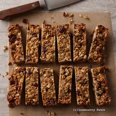 Gooseberry Patch Recipes: Best-Ever Breakfast Bars from Delicious Recipes for Diabetics Cookbook