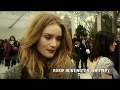 Guests: The Burberry Prorsum Womenswear Autumn/Winter 2012 Show