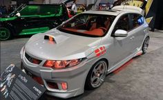 Extravagant Superhero Automobiles : Kia Justice League Cars