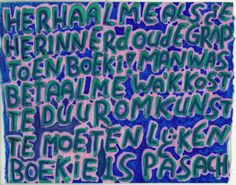herhaal me /works by Igor Boekinsky