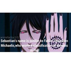 Anime: Kuroshitsuji {Black Butler} Character: Sebastion Michaelis