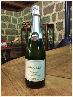 Moscatel da Barcarola, do Vale dos Vinhedos - Bento Gonçalves, Serra Gaúcha. Minha paixão!